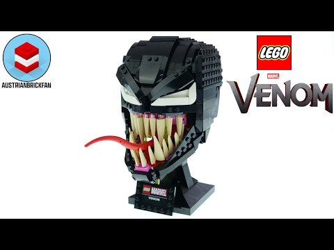 Vidéo LEGO Marvel 76187 : Venom