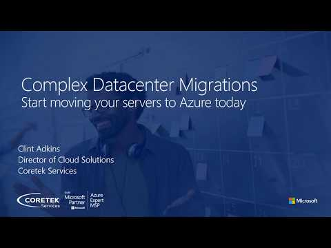 Complex Data Center Migrations Made Simple