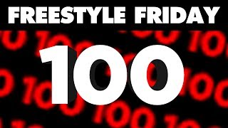 FREESTYLE FRIDAY 100 - BEST OF (Rocket League)