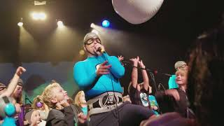 The Aquabats! - Pool Party - Live at The Showbox in Seattle 10/19/2017