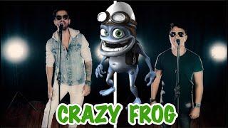Crazy Frog - Axel F(Rock Version)