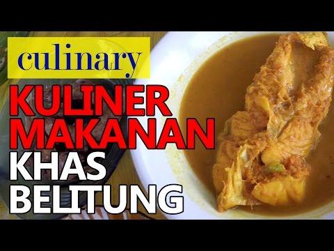 Video Indonesia Kuliner Makanan Khas Belitung Yang Harus Kamu Coba
