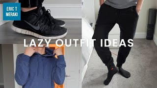 Mens Lazy Outfit Ideas | Too Lazy To Dress Up? | Style Inspo