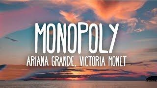 Ariana Grande  Victoria Monét Monopoly