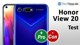 Honor View 20   Test deutsch