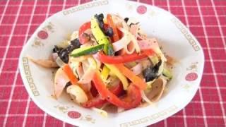 新年好!Chinese Style White Miso Stir Fried Seven Vegetables (Chinese New Year Recipe Idea)