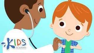 Doctor Checkup for Kids - Types of Doctors - Social Studies | Kids Academy