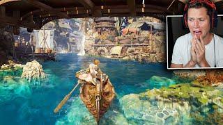 God of War: Ragnarok Gameplay on PS5