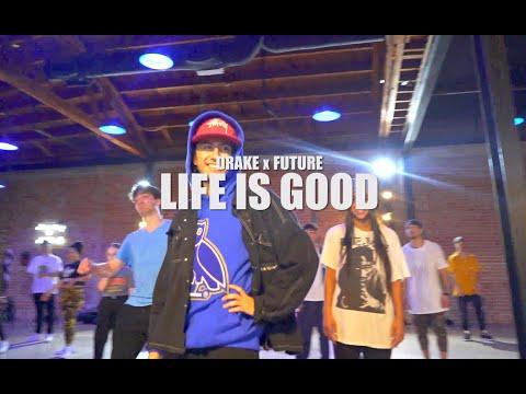 Life Is Good - Future feat Drake - Julian DeGuzman Choreography