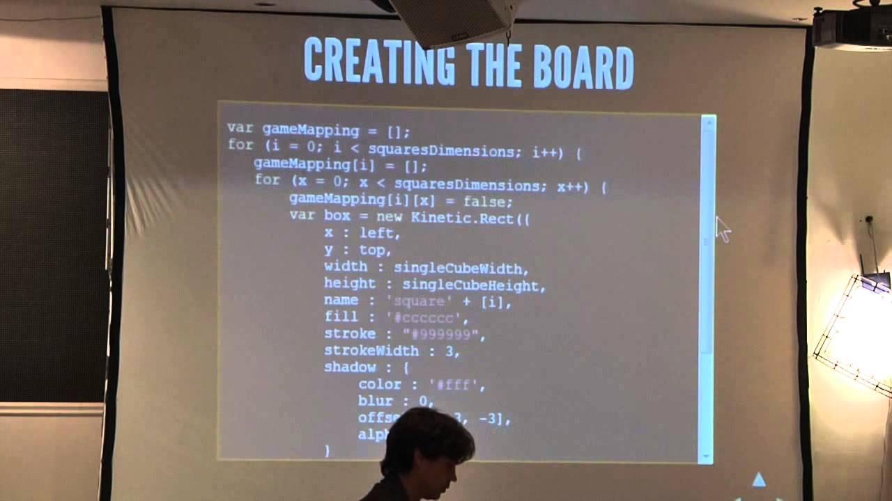 """איך ליצור את """"משחקי הכס"""" באמצעות HTML5 Canvas"""