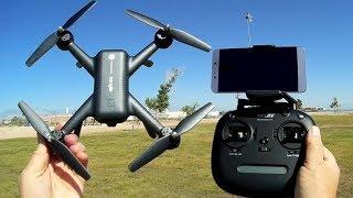 MJX X104G Lightweight GPS FPV 1080p Camera Drone Flight Test Review