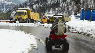Adventurous road trip to Manali