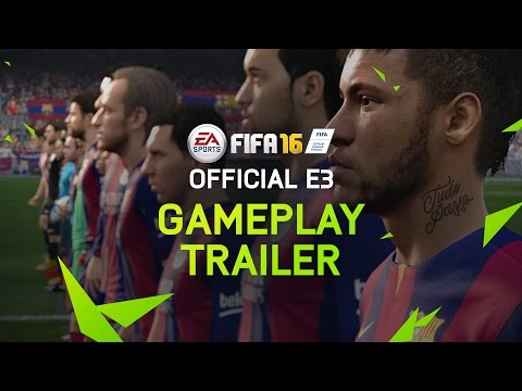 FIFA 16 Origin Key GLOBAL - video trailer