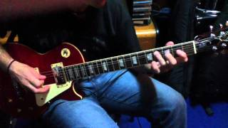 GUS QUIN LESSON Avenged Sevenfold- Betrayed