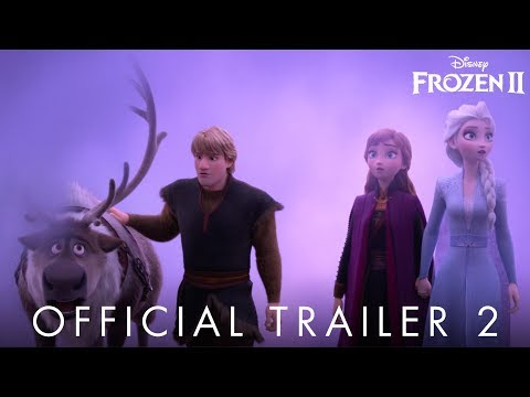 Frozen 2 | Official Trailer 2