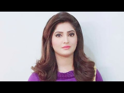 hifza chaudhary Geo NeWS anchor latest pic