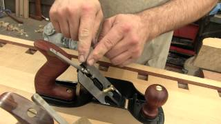 4 1/2 Hand Plane Smoother, review by Rob Cosman, Woodriver