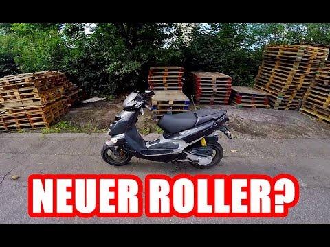 NEUER ROLLER? | Aprilia sr50