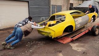 Как на#бывают сервисы. Потерял 1.2 млн. р. и Chevrolet Camaro