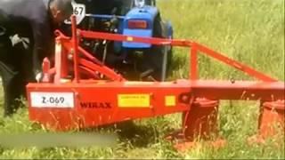 Косилка роторная WIRAX Z-069 (захват 1,65 м)