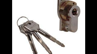 preview picture of video 'serratura a spillo Fiam senza scasso'
