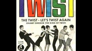 Chubby Checker - The Twist (Rare 'Mono-to-Stereo' Mix - 1960)