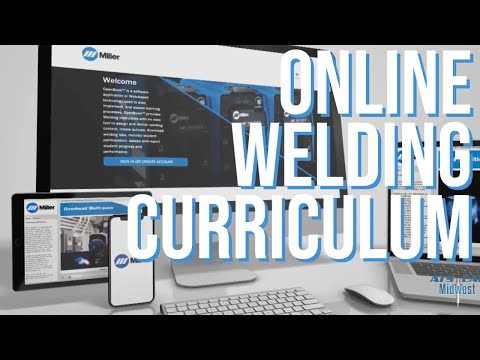 Miller OpenBook - Online Welding Curriculum