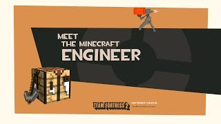 Meet the Minecraft Engineer - A Minecraft Animation