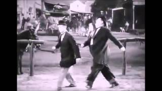 Stan and Ollie Dance to AC DC