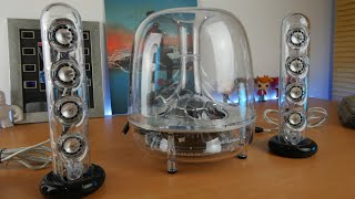 Harman Kardon SoundSticks 3 Review - Stunning speakers with punch