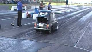 worlds fastest fiat 500