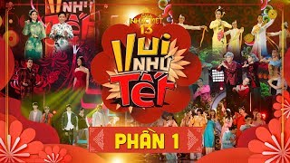 [FULL] Gala Nhạc Việt 13 - Vui Như Tết - Phần 1 - MC Trấn Thành, Hồ Ngọc Hà, BB Trần, Hải Triều