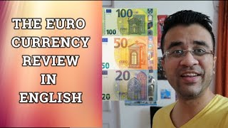 Euro Currency Notes Explained in English - Euro to USD conversion - Exchange Rate Euro to Dollar