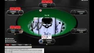 Jugando Al Poker En Vivo 2 - Poker After Dark Con Carlosback