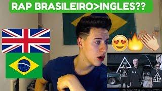 Inglês Reagindo AO Haikaiss - A Praga!! ( VIDEOCLIPE OFICIAL ) | REACTION!!