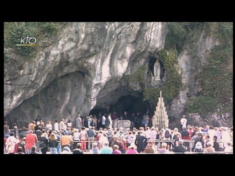 Chapelet à Lourdes du 9 septembre 2019