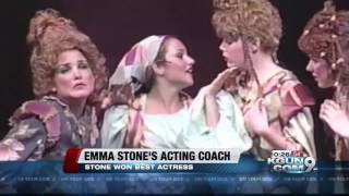 Emma Stone got her start in Arizona at Valley Youth Theatre before heading to Hollywood