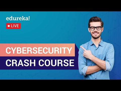 Cybersecurity Crash Course For Beginners | Cybersecurity Training ...