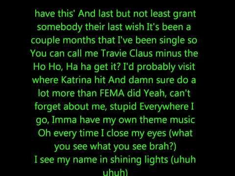 Bruno Mars- I wanna be a Billionaire With Lyrics