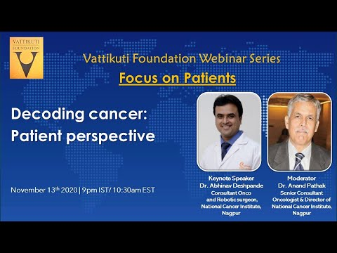 Decoding Cancer: Patient Perspective