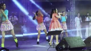 Bia Torres - The Voice Kids - Vâmo Pulá! - Sandy E Junior - Ao Vivo