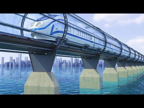 Así viajaremos en el futuro: a supervelocidad y por un tubo