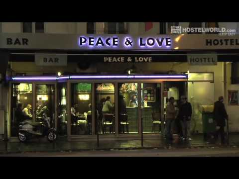 Peace & Love Hostel, Paris, France hostel