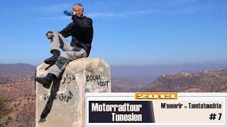 preview picture of video '7. Marokko Enduro 2013 [Piste von M'semrir nach Tamtatouchte]'