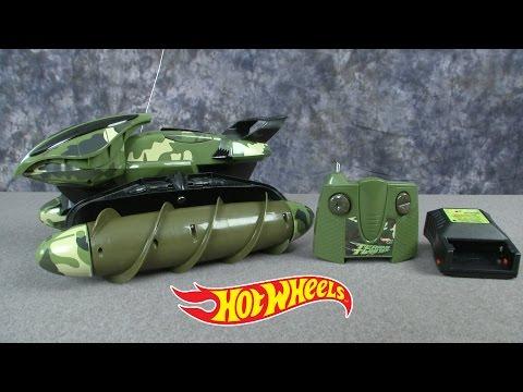 Hot Wheels RC Terrain Twister from Mattel