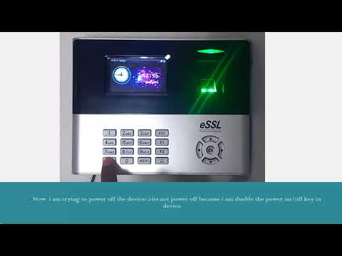 Attendance Time Punching Card For ESSL X990 Biometric Machine & Biometric Fingerprint Door Access