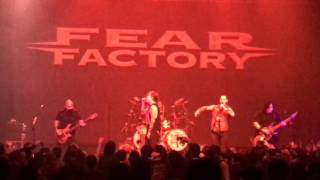 Fear Factory - Martyr live Los Angeles 5/07/2016