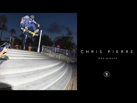 Chris Pierre - Mag Minute