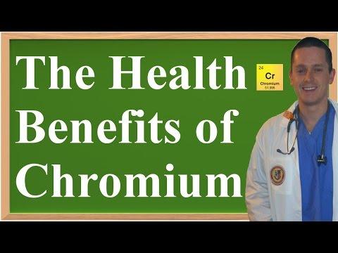 The Health Benefits of Chromium