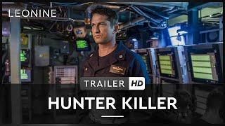 Hunter Killer Film Trailer